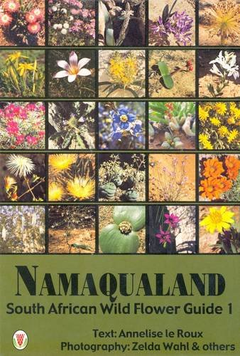 9781874999300: South African Wild Flower Guide: Namaqualand No. 1 (No. 2)