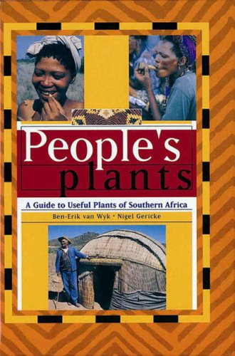 9781875093199: People's Plants: A Guide to Useful Plants of Southern Africa