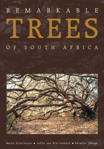9781875093281: Remarkable trees of South Africa