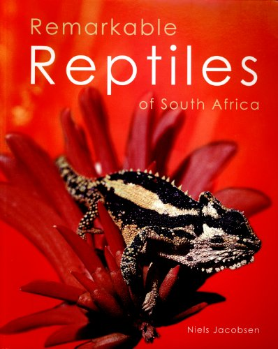 9781875093496: Remarkable Reptiles of South Africa