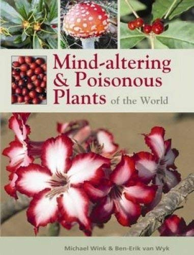 9781875093717: Mind-altering and poisonous plants of the world