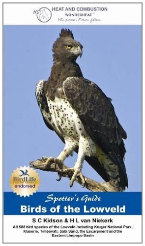 9781875093908: Spotter's Guide - Birds of the Lowveld