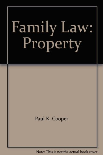 Family Law: Property