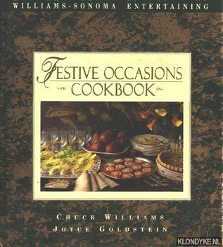 FESTIVE OCCASIONS COOKBOOK (Williams-Sonoma Entertaining)