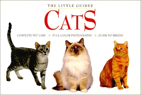 9781875137657: Cats (The Little Guides)