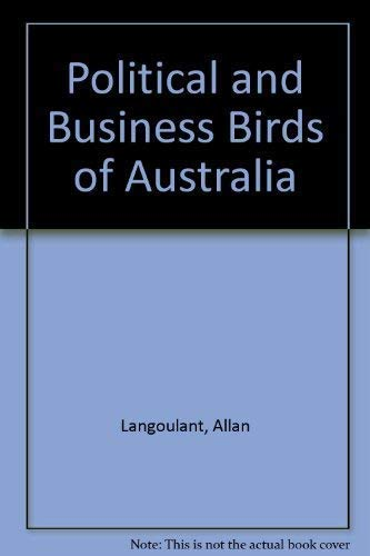 Political & Business Birds of Australia