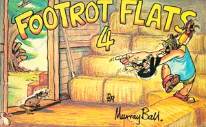 Puppydog Footrot Flats 4 (1875230270) by Murray Ball