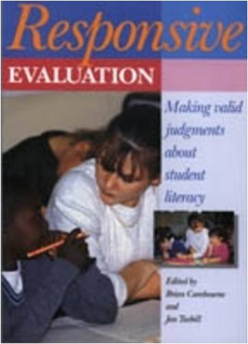 9781875327287: Responsive Evaluation