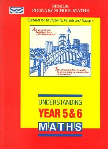 9781875462025: Understanding Year 5 & 6 Maths