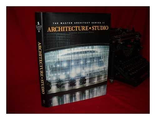 Architecture Studio (Master Architect Series II): Architecture Studio