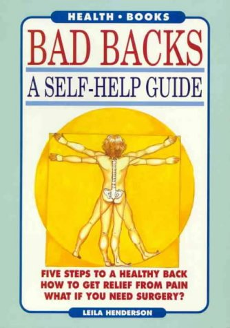 9781875531141: Bad Backs a Self-help Guide