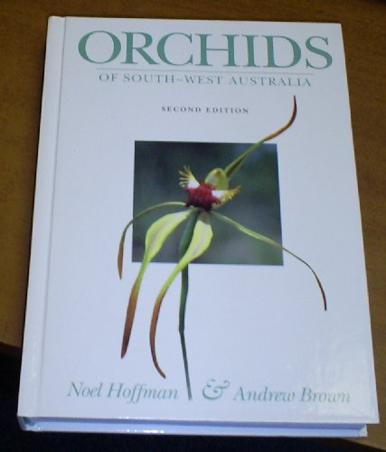9781875560134: Orchids of South-West Australia