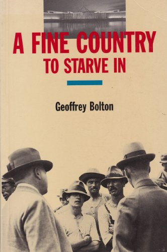 9781875560363: Fine Country Starve In
