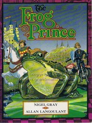 Frog Prince (187556070X) by Gray, Nigel; Langoulant, Allan