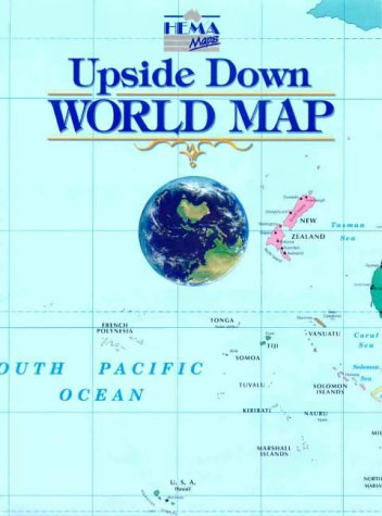 9781875610846: Upside Down World