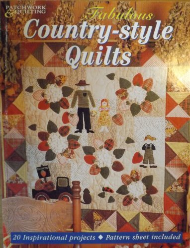 9781875625079: Fabulous Country Style Quilts