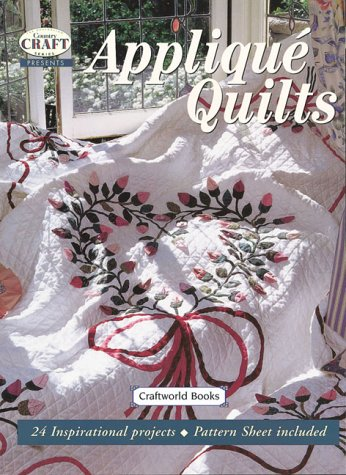 9781875625086: Applique Quilts (The Australian country crafts series)