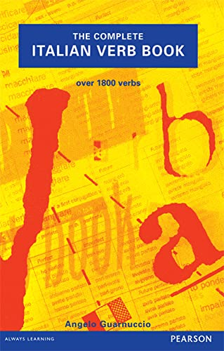 9781875633074: The Complete Italian Verb Book