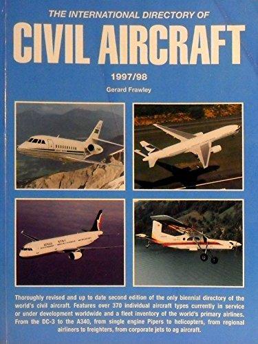 The International Directory of Civil Aircraft, 1997/98: Frawley, Gerard