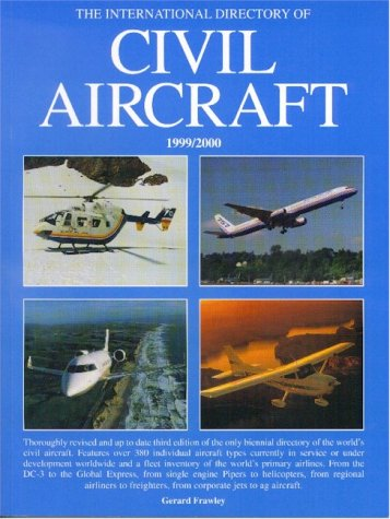 9781875671427: The International Directory of Civil Aircraft: 1999-2000