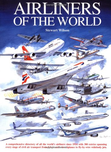 9781875671441: Airliners of the World