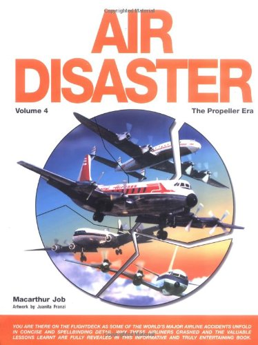 9781875671489: Air Disaster (Vol. 4: The Propeller Era)