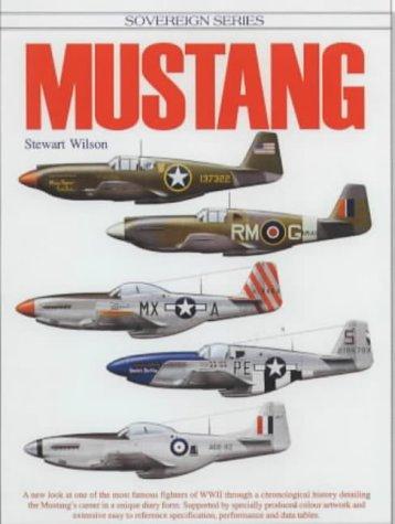 Mustang. Sovereign Series: Stewart Wilson