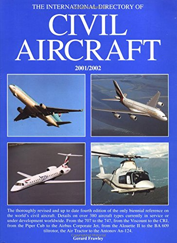 9781875671526: The International Directory of Civil Aircraft 2001/2002
