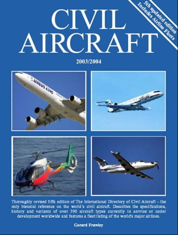 9781875671588: The International Directory of Civil Aircraft