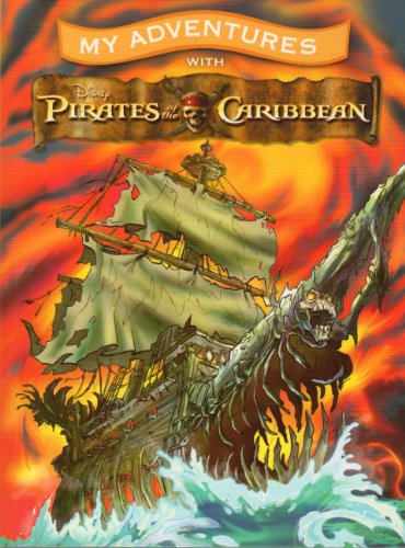 My Adventures with Pirates of the Caribbean: Kate Andresen