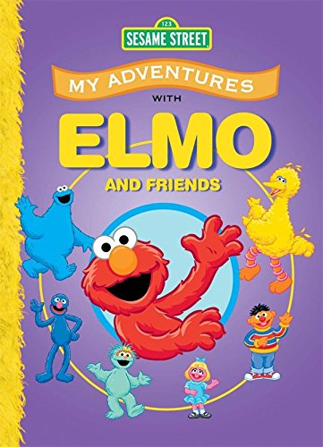 My Adventures With Elmo and Friends: Kate Andresen