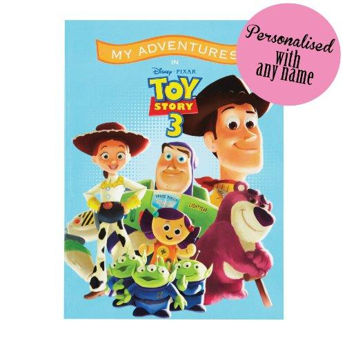 9781875676378: Personalised Disney Toy Story 3 Book Standard