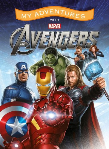 Identity Direct My Adventures With The Avengers: Kate Andresen