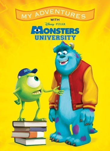 Identity Direct My Adventures With Monsters University: Kate Andresen