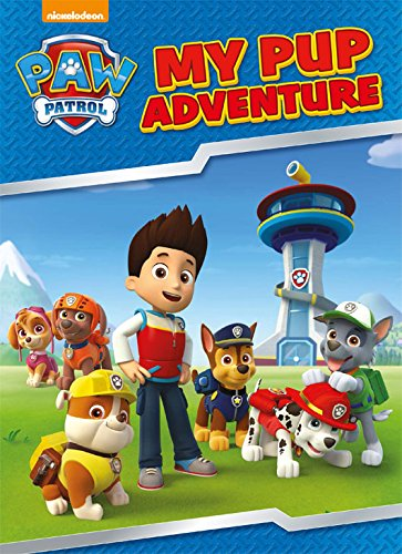 9781875676668: Identity Direct PAW Patrol: My Pup Adventure - Big Size (Name Only) Measures 10.875 x 8 Inches Or 200 x 275mm Multi-Color
