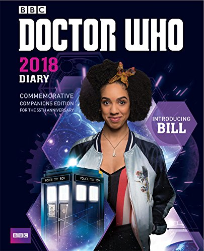 DOCTOR WHO DIARY 2018: BBC