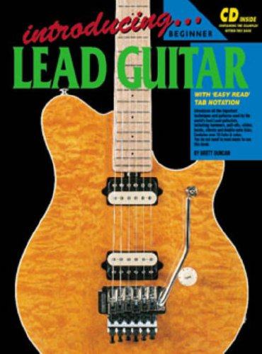 9781875726028: Introducing Lead Guitar (Learn to Play the Guitar)