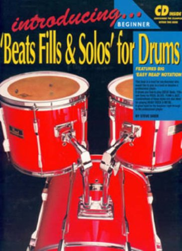 9781875726059: Introducing Beats, Fills & Solos (Drums and Drumming)