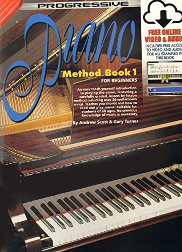 9781875726264: Progressive Piano Method: Book 1