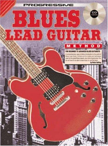 CP72645 - Progressive Blues Lead Guitar Method: Peter Gelling