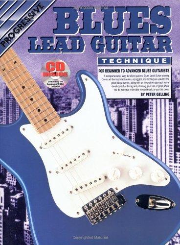 9781875726462: CP72646 - Progressive Blues Lead Guitar Technique