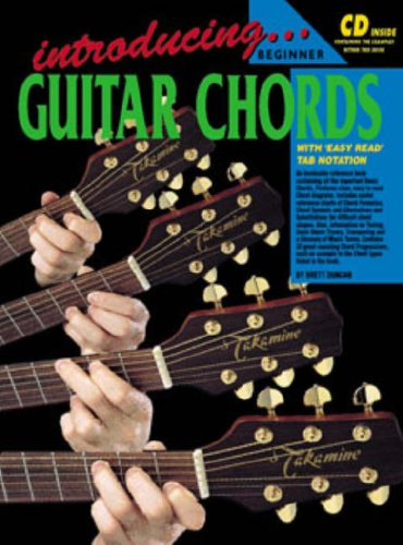9781875726905: CP72690 - Introducing Guitar Chords (Learn to Play the Guitar)