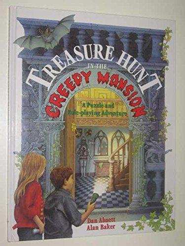 9781875846207: Treasure Hunt in the Creepy Mansion