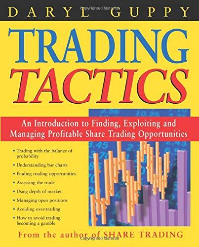 9781875857517: Trading Tactics