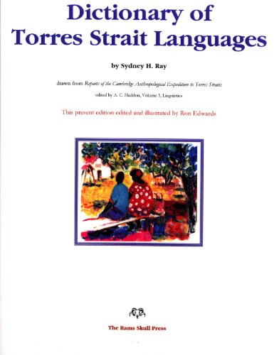 9781875872596: Dictionary of Torres Strait Languages