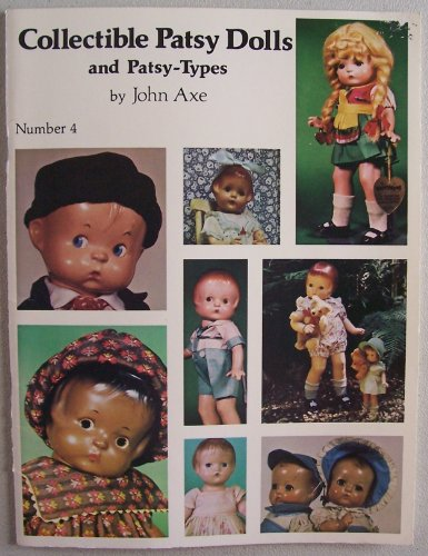 9781875881444: Collectible Patsy Dolls and Patsy-types (Number 4)