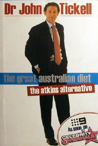 THE GREAT AUSTRALIAN DIET - THE HEALTHY ALTERNATIVE