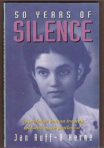 9781875892501: 50 Years of Silence
