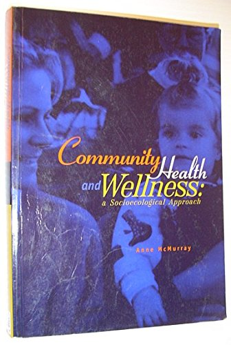 Community Health and Wellbeing: Anne McMurray