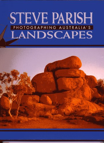 9781875932078: Photographing Australia's Landscapes